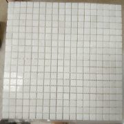 Crystal White Marble Mosaic