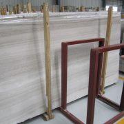 China White Wood Vein Marble-2