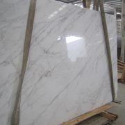 China Fox White Marble---1