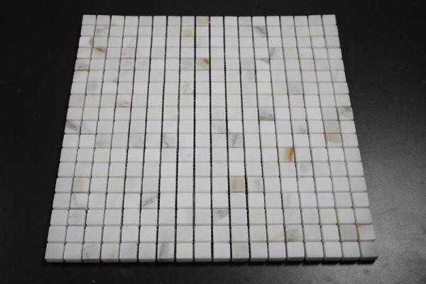 Calacatta Gold Marble Mosaic