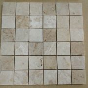 Cappuccino Marble Mosaic